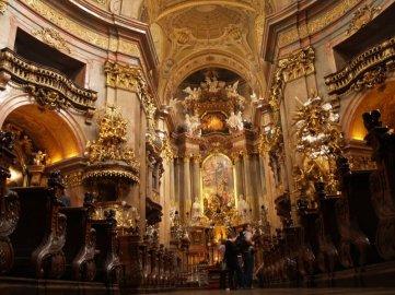 St. Petersburg, Vienna