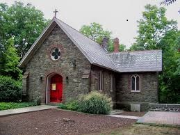 Our Lady of the Way Chapel outside view